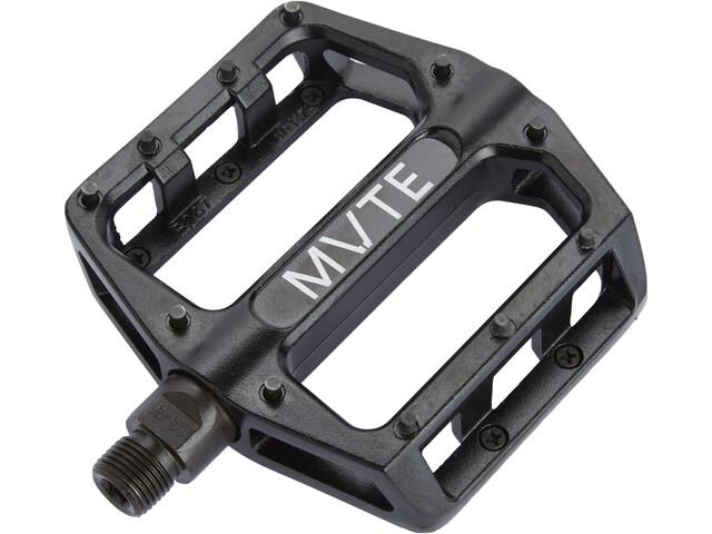 MVTE Reach Pedals black